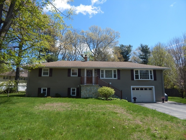 1 Wendover Road Holden MA 01520