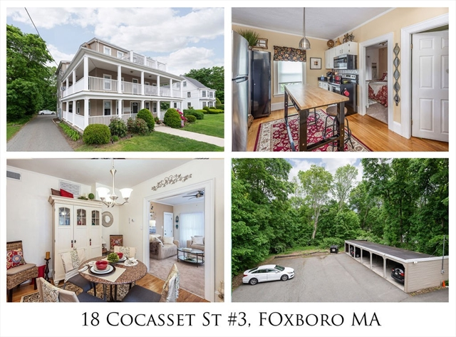 18 Cocasset Street, Foxboro, MA, 02035,  Home For Sale