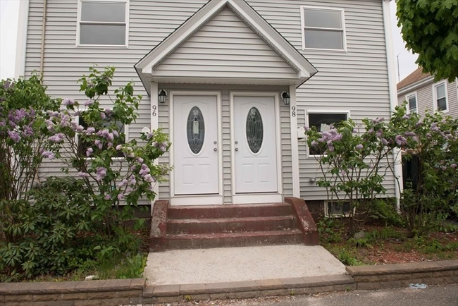 96 Intervale Quincy MA 02169