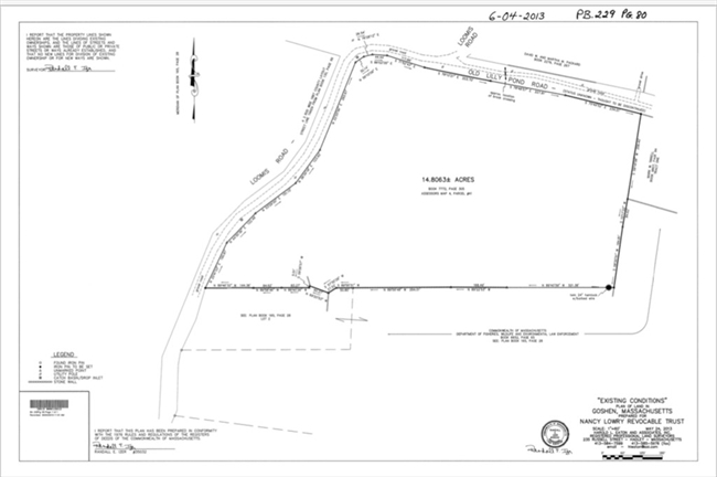 Lot 0 Loomis Road Goshen MA 01032