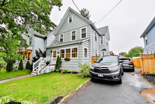 251 Reservation Road Boston MA 02136