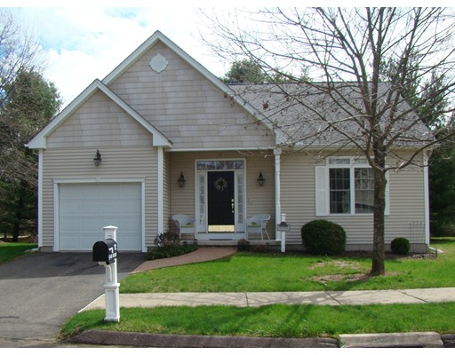 32 Quail Hollow 32, Enfield, CT 06082