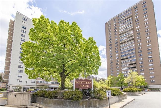 Whittier Place Boston MA 02114