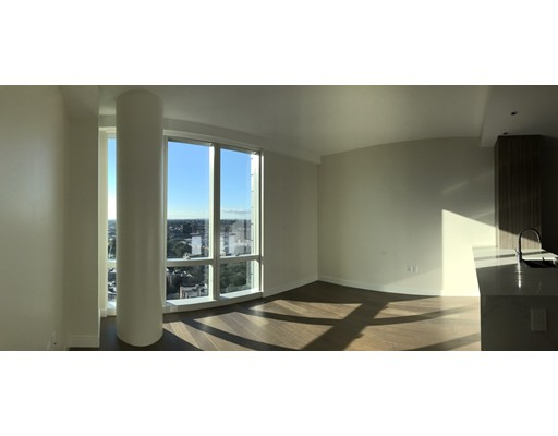 188 Brookline Ave #19H Floor 19