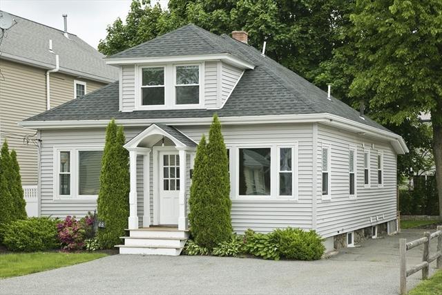 68 Bowdoin Avenue Waltham MA 02451