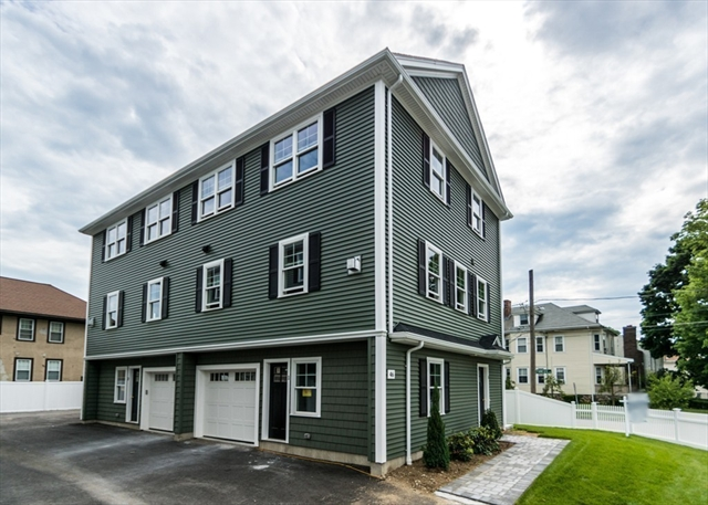 42 SUMMER STREET, Waltham, MA, 02451,  Home For Sale