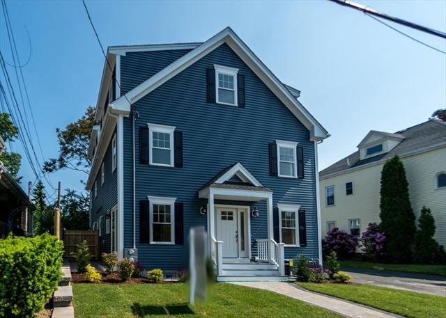 110 ALDER STREET, Waltham, MA, 02453, South Waltham  Home For Sale
