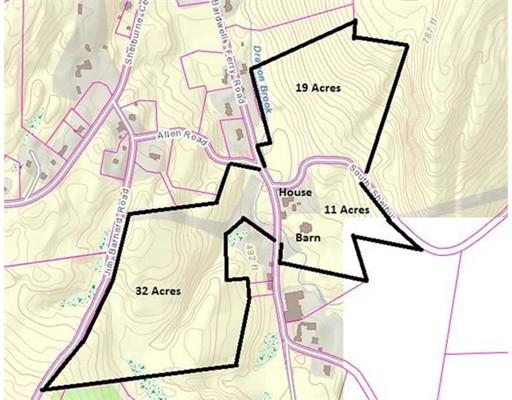 Parcel 2 South Shelburne Road, Shelburne, MA 01370