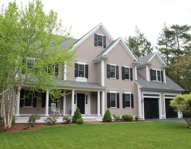 5 Sunny Knoll Terrace Lexington MA 02421