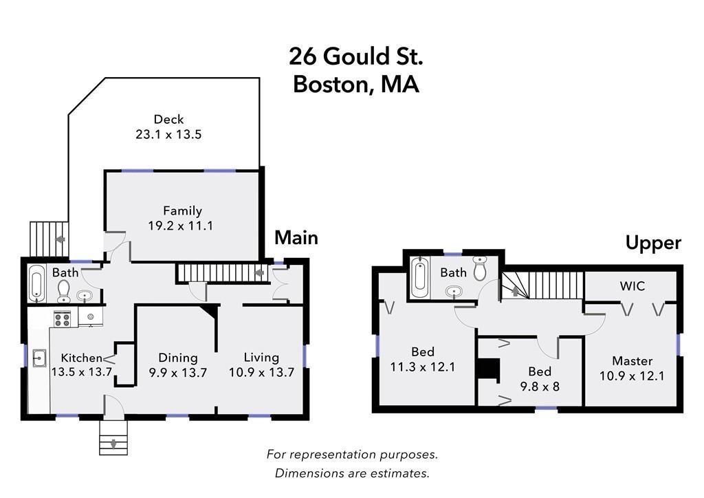 26 Gould, Boston, 02132, West Roxbury   MP Signature Realty LLC on