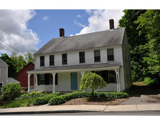 39 Hubbardston Road, Princeton, MA 01541