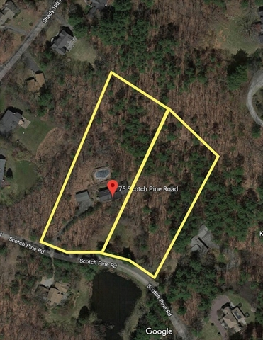 75-0 Scotch Pine Road, Weston, MA, 02493,  Home For Sale