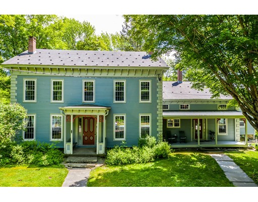 409 Main Road, Chesterfield, MA 01012