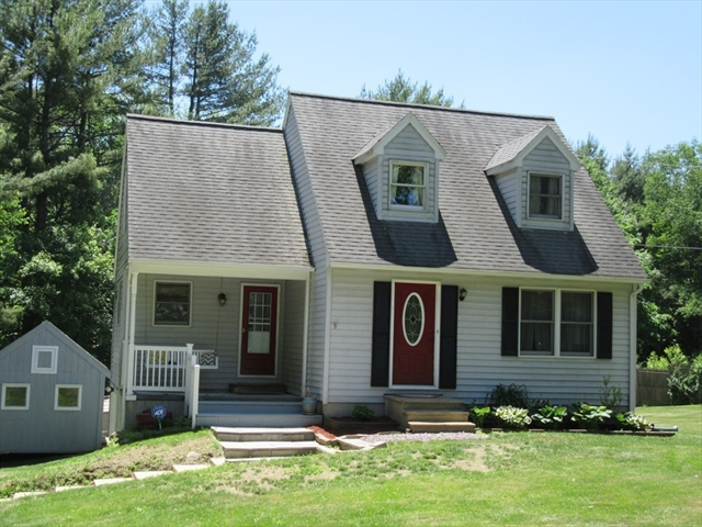 113 Draper Road East Brookfield MA 01515