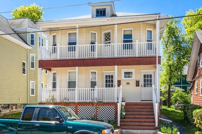 22 Dearborn Street Medford MA 02155