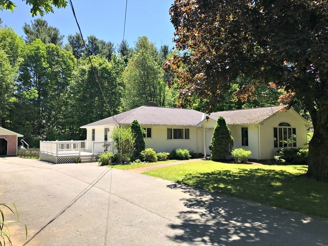 40 Paxton Road Spencer MA 01562