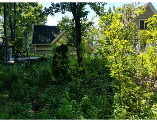 This land is to be sold exclusively with the property abutting 25 Island Avenue out front.   Listing #72516585
