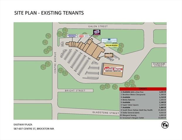 583 Centre Street Brockton MA 02302