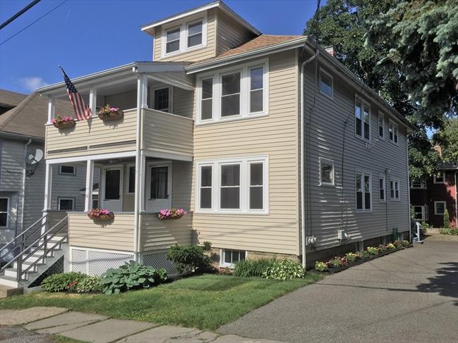 34-36 Jeanette Avenue Belmont MA 02478
