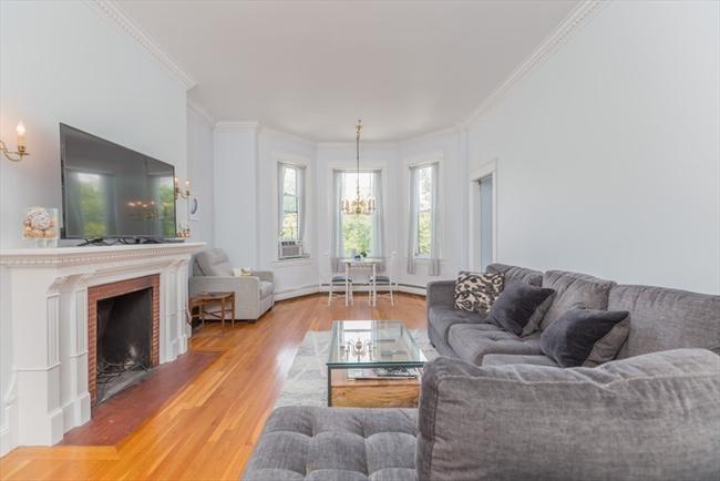 256 Commonwealth Avenue Boston MA 02116