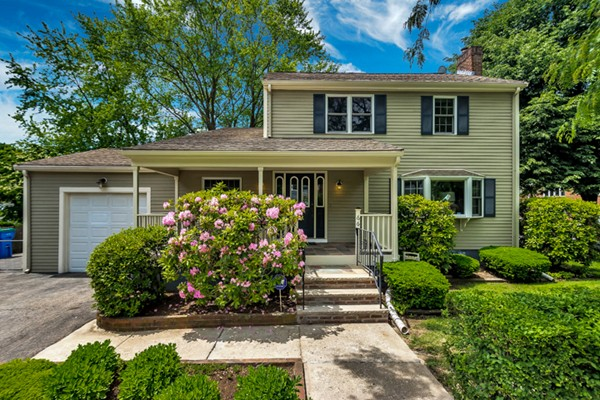66 Newcastle Road Belmont MA 02478