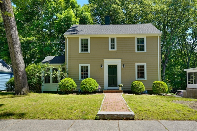 83 Dickerman Road Newton MA 02461
