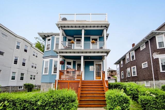 81 Pierce Avenue Boston MA 02122