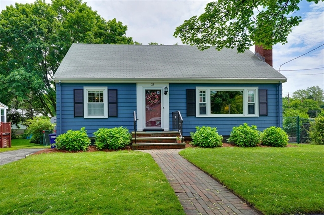 29 Stowecroft Road Arlington MA 02474
