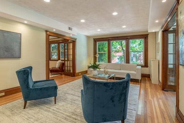 4 Fairbanks Street, Brookline, MA, 02446, Beaconsfield  Home For Sale
