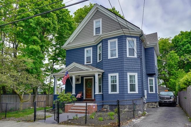 34 Hillsdale Street Boston MA 02124