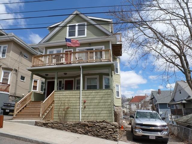 5 Weymouth Boston MA 02132