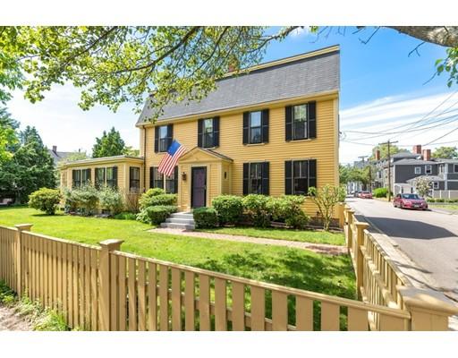 Homes for Sale in Salem, Massachusetts