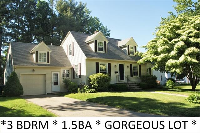 61 Lebanon Street Southbridge MA 01550
