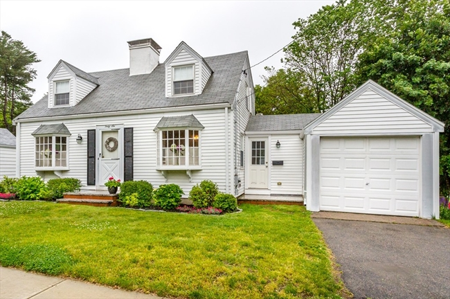 46 Dickens Street Quincy MA 02170