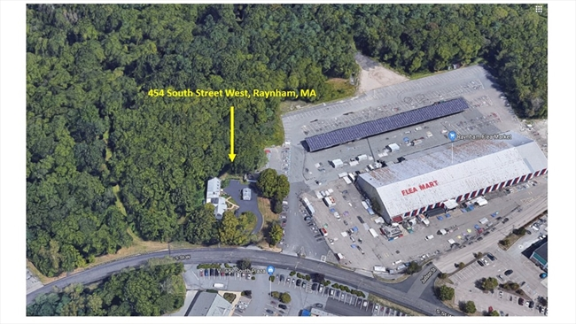 454 South Street West Raynham MA 02767