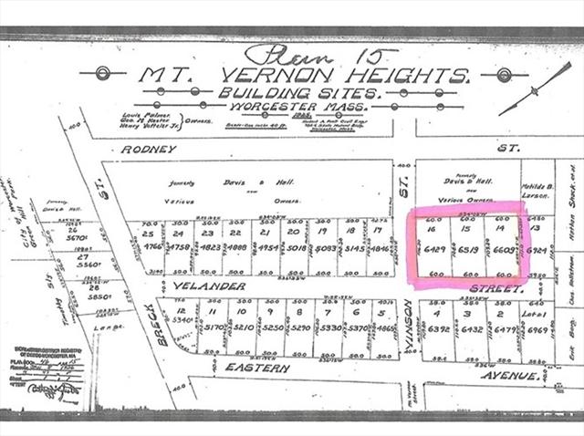 14 Velander Street Worcester MA 01605
