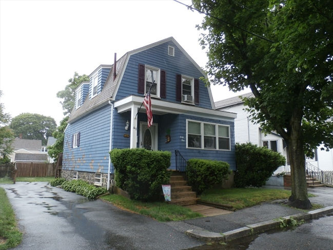 41 Cliff Street Malden MA 02148
