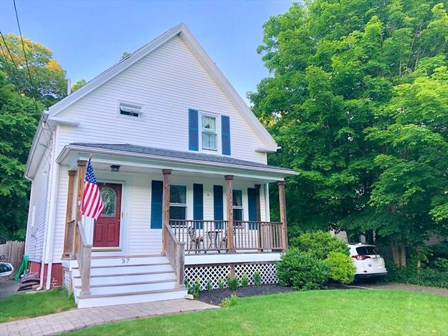 37 Mansfield Avenue Norton MA 02766