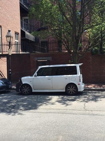 Byron Street Boston MA 02108