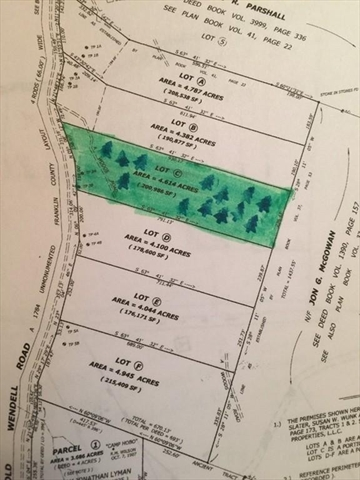 Old Wendell Road Lot C Northfield MA 01370