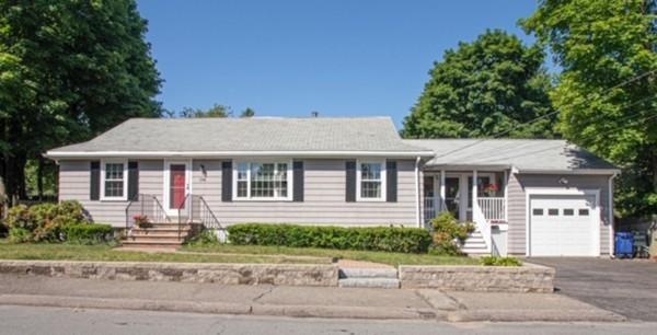 198 Brewster Avenue Braintree MA 02184