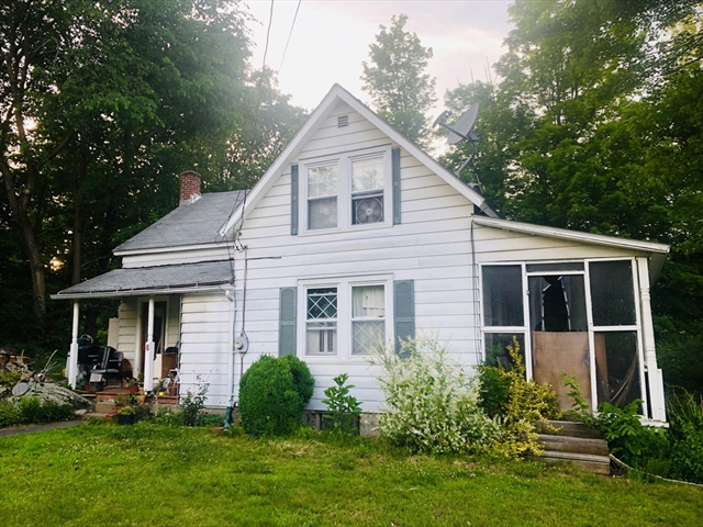 6 BLANDFORD STAGE Road Russell MA 01071