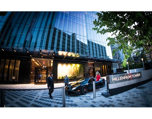 Condominium/Co-Op for sale in Millennium Tower, 3905 Midtown, Boston, Suffolk