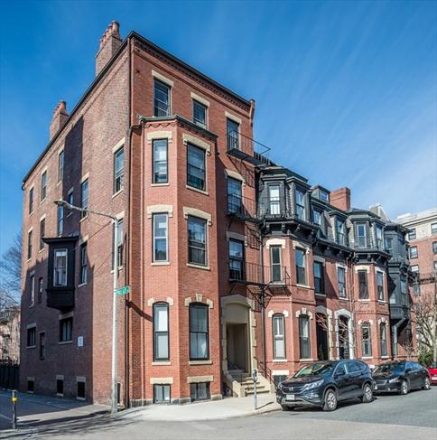 14 Gloucester Street Boston MA 02115