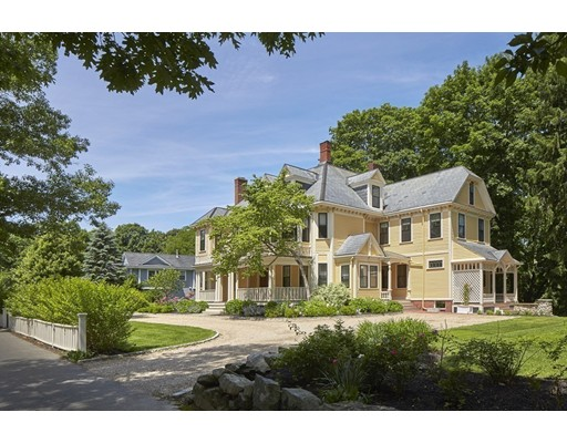 699 Boston Post Rd, Weston, MA 02493