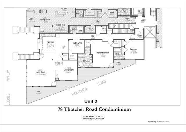 78 Thatcher Gloucester MA 01930