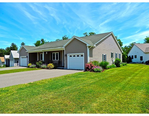 36 Silver Crest Lane 36, Greenfield, MA 01301