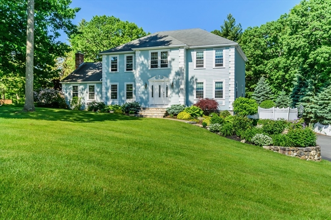 234 Bridges Lane North Andover MA 01845