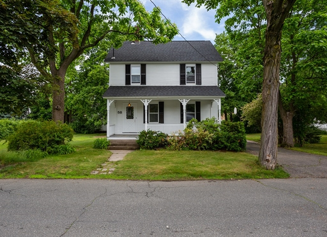 58 Meadow Road Longmeadow MA 01106