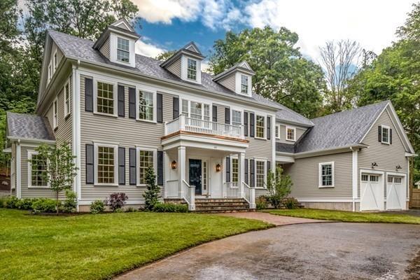 60 Wood Street Lexington MA 02421